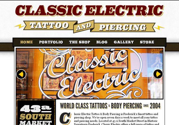 Cool Websites With Big Typography