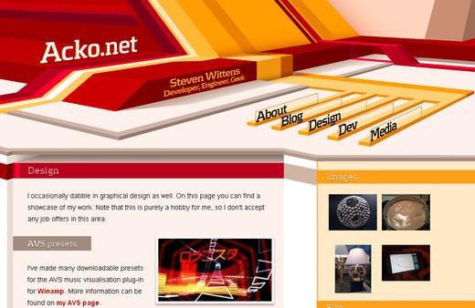 Websites with Unusual Navigation Part II