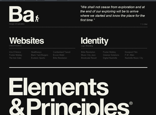 Creative Typography In Modern Web Design