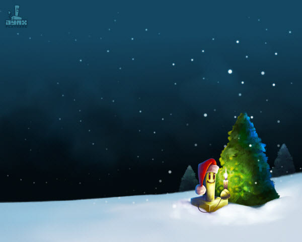 Christmas and New Year Wallpapers